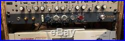 Early Brent Averill Enterprises BAE 1073 Mic Pre & EQ Equalizer with Power Supply