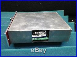 Eisen Neve-clone 500 series mic preamp, Carnhill transformer, Purple Opamp