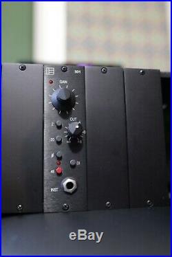 Electrodyne 501 Mic Pre for API 500 Series