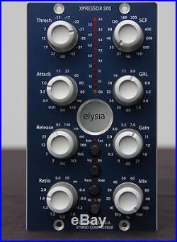 Elysia Xpressor 500 series