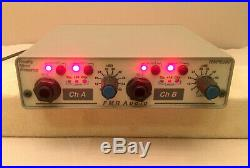 FMR RNP 8380 Really Nice Preamp Two Channel Preamp in MINT Condition