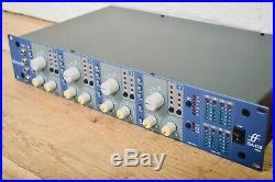 Focusrite FF ISA 428 4 channel mic preamp, microphone preamplifier studio MINT