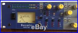 Focusrite ISA220 Session Pack WITH A/D Card installed. Serviced
