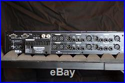 Focusrite ISA428 4 Channel Mic/instrument Preamp with Digital I/O Card