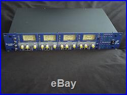 Focusrite ISA428 4 Channel Mic/instrument preamp NO RESERVE