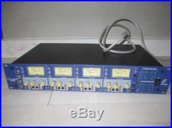 Focusrite ISA428 4-Channel Microphone Preamp