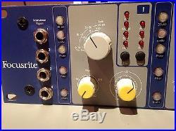 Focusrite ISA428 MkII 4 Channel Pre-Amp/Processor Amplifier