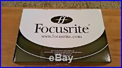 Focusrite ISA430 MKII Producer Pack Single-Channel Microphone Preamplifier