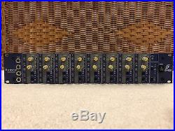 Focusrite ISA828 8 Channel Mic Pre with ISA-8CH AD Card installed! Pristine