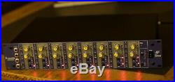 Focusrite ISA828 8-Channel Microphone Preamp Excellent