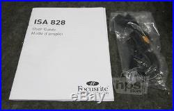 Focusrite ISA828 Microphone Preamp 8 Channels