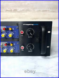 Focusrite ISA 110 Preamp Equalizer Modules (Pair)