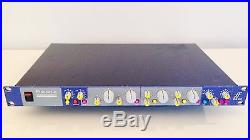 Focusrite ISA 110 mic preamp/equalizer. One of my favorite Rupert Neve designs