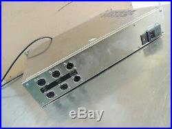 Focusrite ISA 215 Dual Mic Pre/EQ Rupert Neve Blue Series