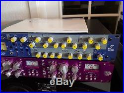 Focusrite ISA 220 PreAmp Compressor Channel Strip Mikrofon Vorverstärker EQ