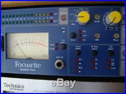 Focusrite ISA 220 Session Pack Channel Strip Preamp