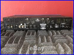 Focusrite ISA 220 Session Pack Mic Pre Amp Microphone Channle strip AS IS