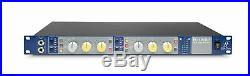 Focusrite ISA 2 Transformer Based 2 Channel Microphone/Instrument Preamp New