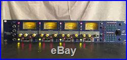 Focusrite ISA 428 4 channel mic per everything works perfect, New meters