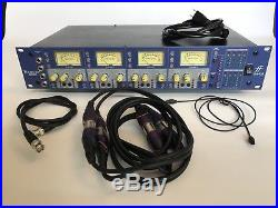 Focusrite ISA 428 MK1 4 Channel Mic Preamp with A/D Card and many extras