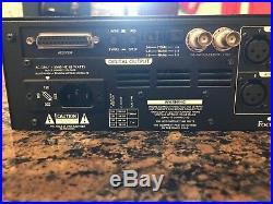 Focusrite ISA 428 MK1 Preamp w. 8 Channel AD Converter