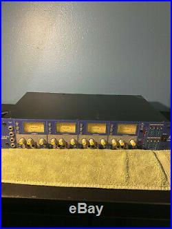 Focusrite ISA 428 PrePack 4-Channel Preamplifier withDigital ADAT Card