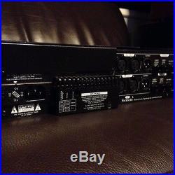 Focusrite ISA 428 Quad Mic Preamp (Vintage, Original version) with original box