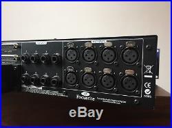 Focusrite ISA 828 Rack-Mountable 8 Channel Pre-Amp With Digital ADAT Card