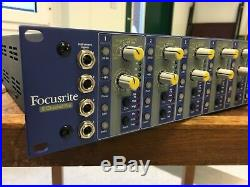Focusrite ISA 828 (with A/D card)