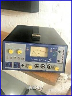 Focusrite ISA One Analogue Mic Pre Amplifier with Cord