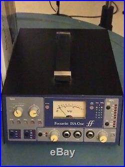 Focusrite ISA One Classic Analogue Microphone Pre-Amplifier (FE3024583)