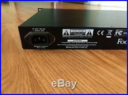 Focusrite ISA-TWO ISA2 Dual Mono Microphone Preamp USED