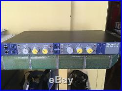 Focusrite ISA TWO Stereo Microphone Preamplifier in Excellent Condition