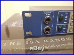 Focusrite ISA Two 2 Classic Dual Mono Transformer-Based Mic Preamp