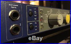Focusrite ISA Two Dual Mono Microphone Preamplifier