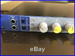 Focusrite ISA Two. Mic/Instrument Pre-Amp 2 Channel. Excellent