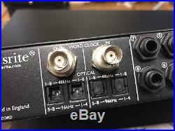 Focusrite OctoPre MKII Dynamic 8 channel mic preamp