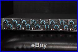 Focusrite OctoPre MKII Dynamic 8 channel mic preamp with Phantom Power