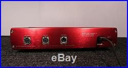 Focusrite RED 6 mic/line preamp and EQ
