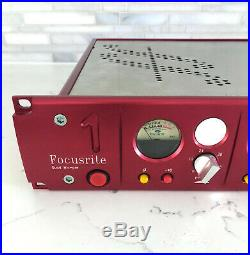 Focusrite Red 1 4-Channel Preamp