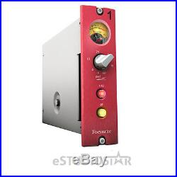 Focusrite Red 1 500 Series Mic Pre (500 Series Module) with Retail Box