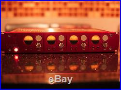Focusrite Red 1 Quad Microphone Pre-Amp Red Series 4 Channel Pre