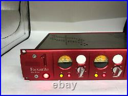Focusrite Red 1 Quad Microphone Preamp Neve Design ISA Style Mic Pres #1