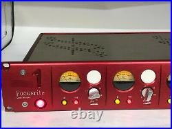 Focusrite Red 1 Quad Microphone Preamp Neve Design ISA Style Mic Pres # 2