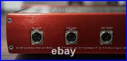 Focusrite Red 7 Mic Pre & Dynamics Microphone Preamp Compressor Limiter De-esser