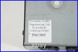Focusrite TONE FACTORY Platinum Mic PreAmp EQ Compressor OverDrive Channel Strip