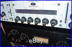 Focusrite liquid mix high grade preamp compressor and eq channel strip studio fo