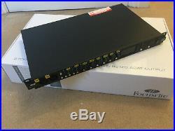 Focusrite octopre MKII 8 channel ADAT preamp in original box