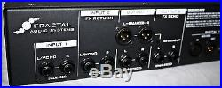 Fractal Audio Axe FX II Digital Preamp and Multi-Effects Processor