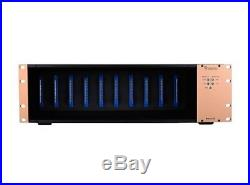 Fredenstein Bento 10 500 Series Powered Rack CASE NEW PERFECT CIRCUIT